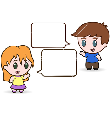 children-talking-vector-logotherapy-by-jit